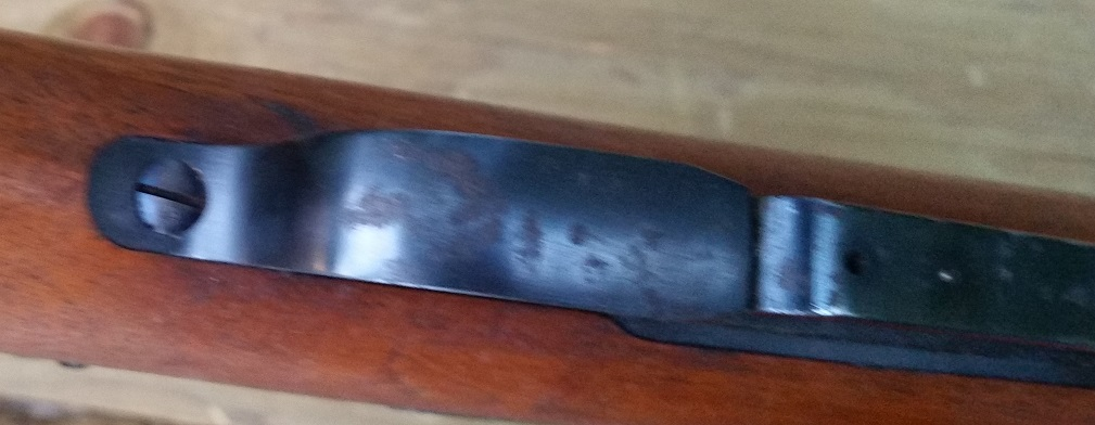 1891 Argentine Mauser Serial Numbers